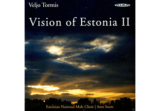 Estn. Nationaler Männerchor - Vision Of Estonia II - (CD)