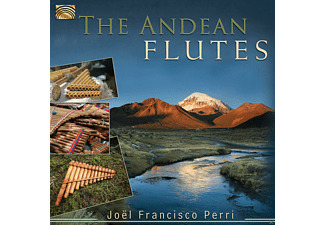 Joel Francisco Perri - The Andean Flutes [CD]