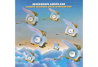 Jefferson Airplane - Thirty Seconds Over Winterland - (Vinyl)