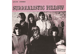 Jefferson Airplane - Surrealistic Pillow (LTD Vinyl 24 Bit Replica) - (CD)