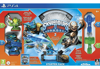 Skylanders Trap Team Starter Pack (PlayStation 4)