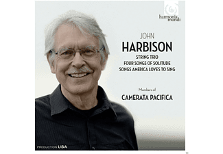 Camerata Pacifica - John Harbison - (CD)