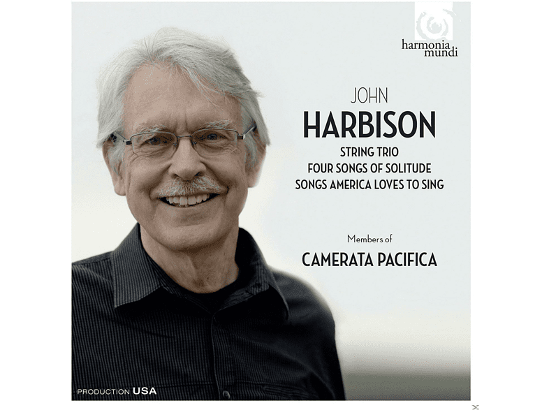 Camerata Pacifica - John Harbison [CD]