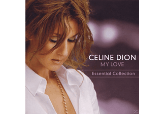 Céline Dion - My Love Essential Collection CD