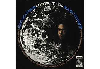 John Coltrane & Alice Coltrane - Cosmic Music (CD)