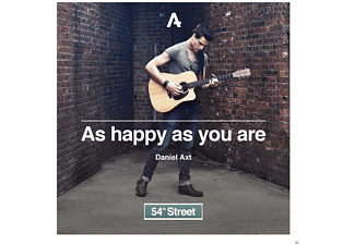 Daniel Axt - As Happy As You Are - 54th Street - (CD)