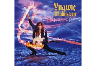 Yngwie Malmsteen - Fire & Ice (CD)