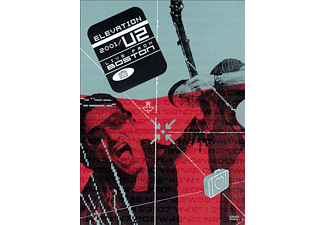 U2 - Elevation Tour 2001 - Live From Boston (DVD)