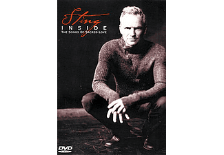 Sting - Inside - Sacred Love (DVD)
