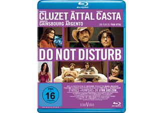 Do Not Disturb - (Blu-ray)