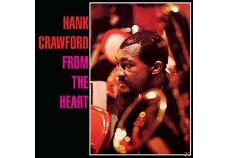Hank Crawford - From The Heart - (CD)