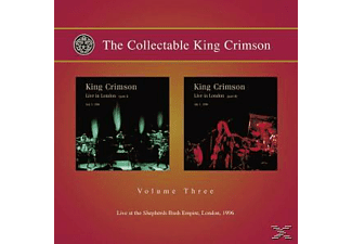 King Crimson - The Collectable King Crimson 3 [CD]