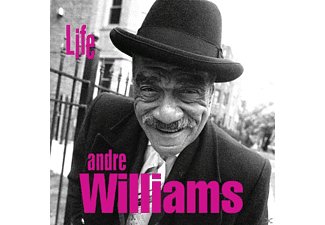 Andre Williams - Life - (CD)