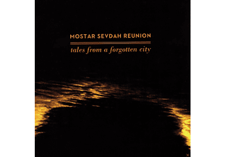 Mostar Sevdah Reunion - Tales From A Forgotten City - (CD)