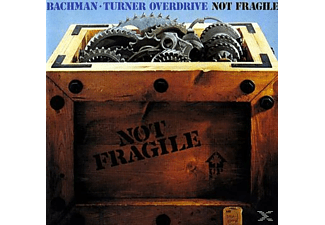 Bachman-Turner Overdrive - Not Fragile - (CD)