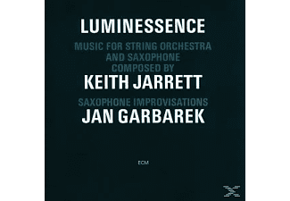 Keith Jarrett - Luminessence - (CD)