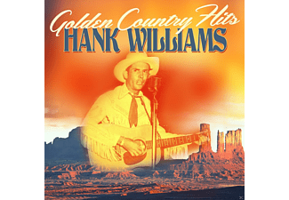 Hank Williams - Golden Country Hits - (CD)