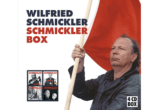 Wilfried Schmickler - Schmickler Box - (CD)