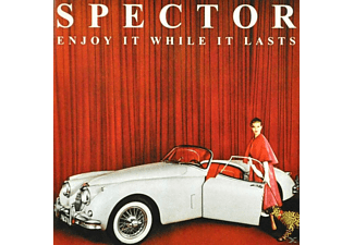 Spector - Enjoy It While It Lasts - (CD)