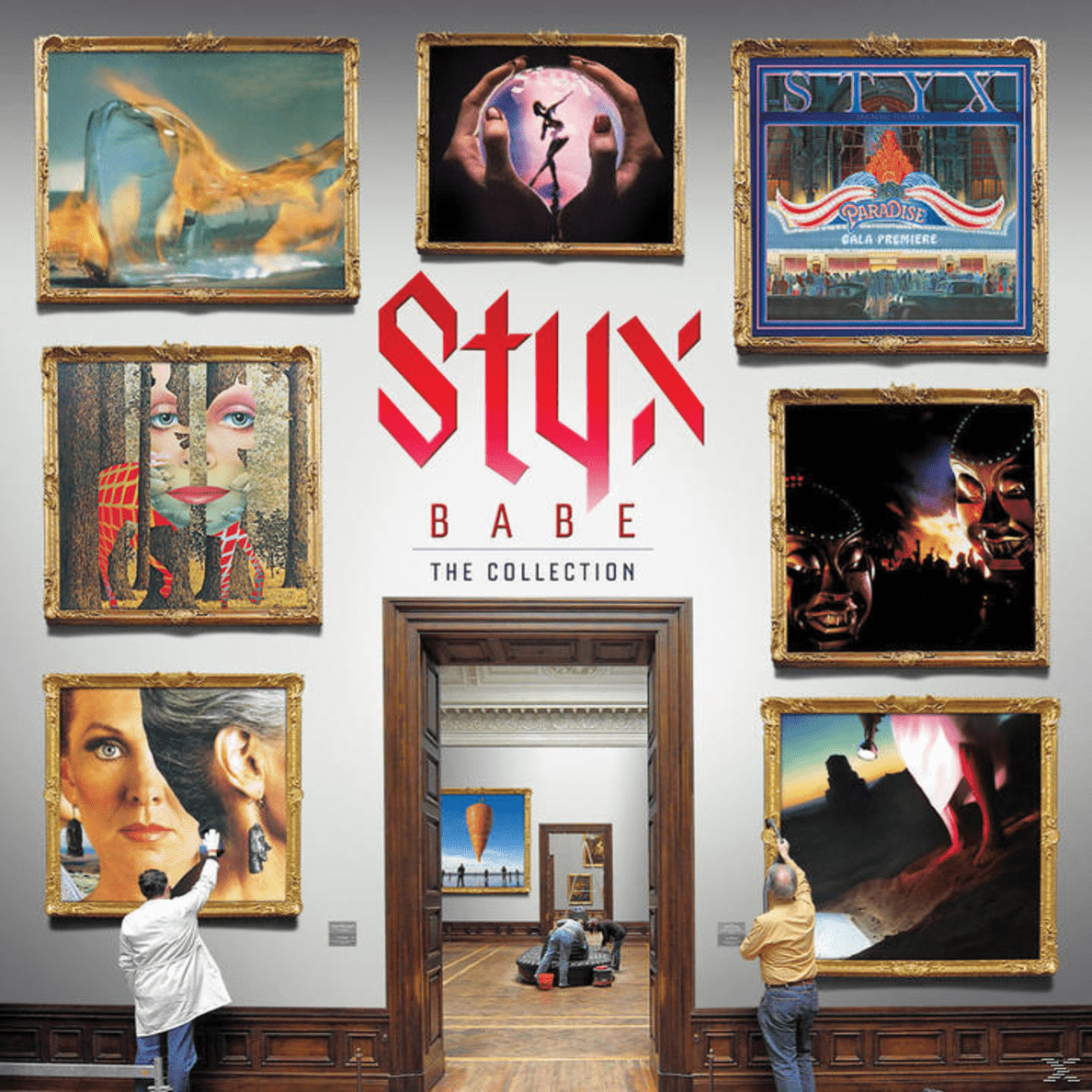 Styx - BABE - THE COLLECTION - (CD)