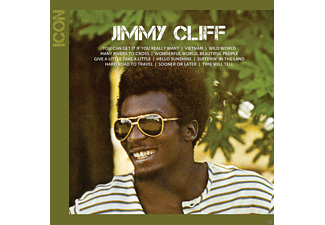 Jimmy Cliff - Icon [CD]