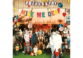 Mile Me Deaf - Holography - (CD)