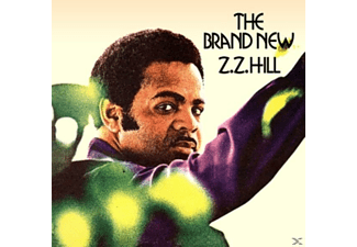 Z.Z. Hill - The Brand New - (Vinyl)