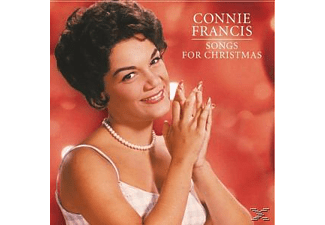 Connie Francis - Songs For Christmas - (CD)