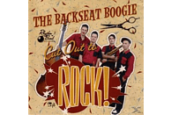 The Backseat Boogie - Cut Out To Rock [CD]