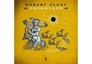 Robert Plant - Dreamland (CD)