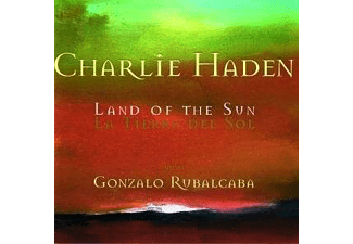 Charlie Haden - Land Of The Sun (CD)