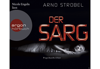 Der Sarg - 6 CD - Krimi/Thriller