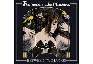 Florence + The Machine BETWEEN TWO LUNGS Pop CD