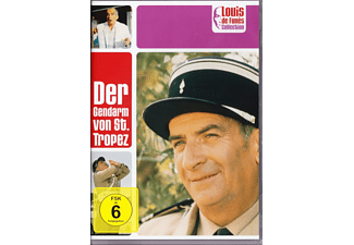 Der Gendarm von St. Tropez - Louis de Funes Collection - (DVD)