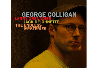 George Colligan - The Endless Mysteries - (CD)