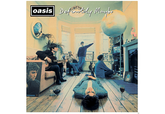 Oasis - Definitely Maybe (Remastered) - (CD)