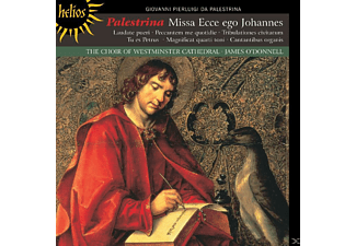 James O'Donnell - Missa Ecce ego Johannes - (CD)