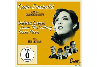 Caro Emerald - Deleted Scenes From The Cutting Room Floor [CD + DVD Video]
