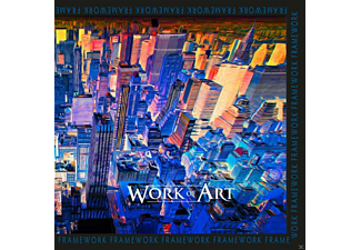 Work Of Art - Framework - (CD)