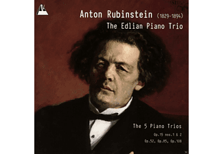 Edlian Piano Trio - The 5 Piano Trios - (CD)