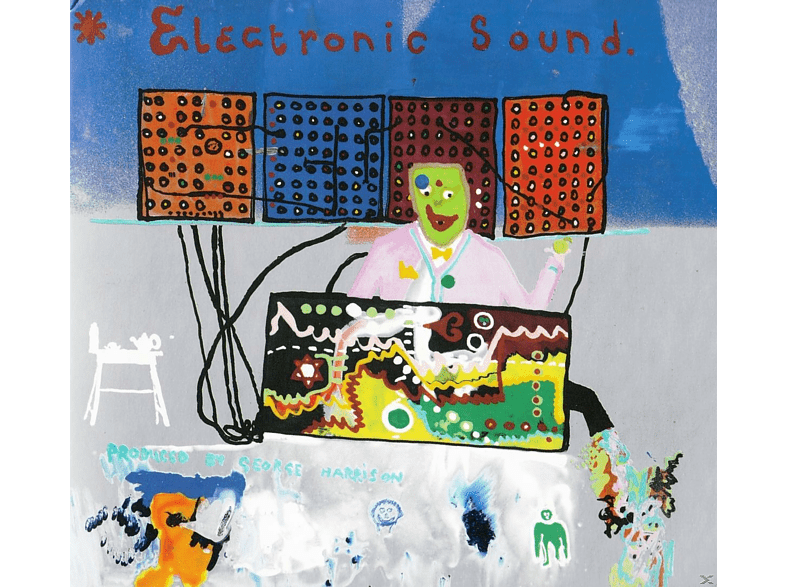George Harrison - Electronic Sound (Limited) [CD]
