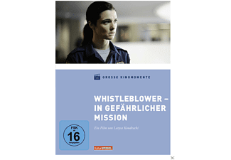 WHISTLEBLOWER (GROSSE KINOMOMENTE 3) [DVD]