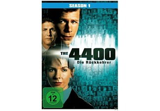 The 4400 - Season 1 - (DVD)