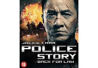Police Story - Back For Law | Blu-ray