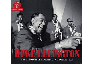 Duke Ellington - The Absolutely Essential 3 CD Collection - (CD)