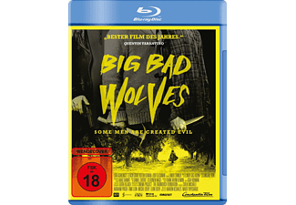 Big Bad Wolves - (Blu-ray)