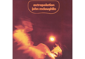 John McLaughlin - Extrapolation (CD)
