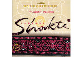 Shankar Mahadevan, John McLaughlin, Shakti - Saturday Night In Bombay - Remember Shakti (CD)