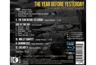Los Angelese Percussion Quartet - The Year before Yesterday [Blu-ray Audio]