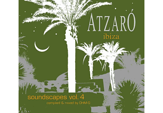 VARIOUS - Atzaro Ibiza Soundscapes Vol.4 - (CD)